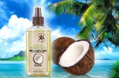 Thaitański Olej MONOI 50% COCO do ciała i włosów, 100 ml