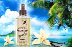 Thaitański Olej MONOI 50% VANILLE, 100 ml do ciała i włosów