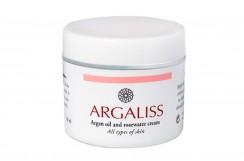 Krem arganowo-różany (ARGALISS), 60 ml