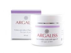Krem arganowy przeciwzmarszczkowy (ARGALISS), 60 ml