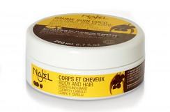 kokosowe masło do ciała i włosów (Najel), 200 g