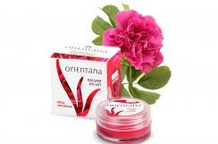 balsam do ust róża japońska (Orientana), 8 g