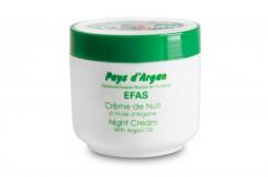 Krem na noc na bazie oleju arganowego (EFAS), 60 ml