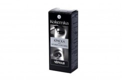 Czarna Farba do Rzęs i Brwi Kokietka (Fito Cosmetics), 5 g