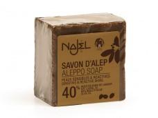 mydło Aleppo 40% (Najel), 185 g