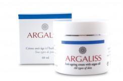Krem arganowy przeciwstarzeniowy anti-age (Argaliss), 60 ml