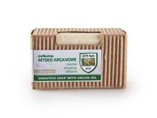 Delikatne mydło z olejem arganowym (EFAS), 100 g