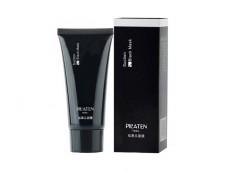 Pilaten czarna maska oczyszczająca z aktywnym węglem, 60 ml