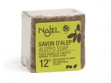 mydło Aleppo 12% (Najel), 170 g